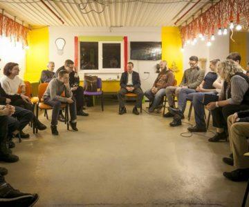 TECH TALK — дискуссионный клуб
