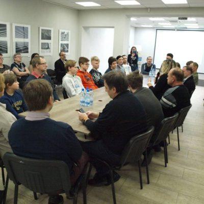 Четвертая дискуссия клуба Tech Talk